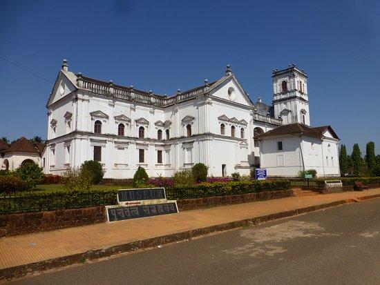 Cartoline da Old Goa, India