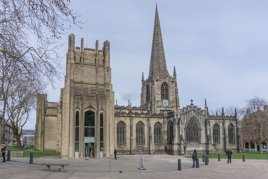 Cathedral Church of St. Peter and St. Paul, Sheffield - Tripadvisor