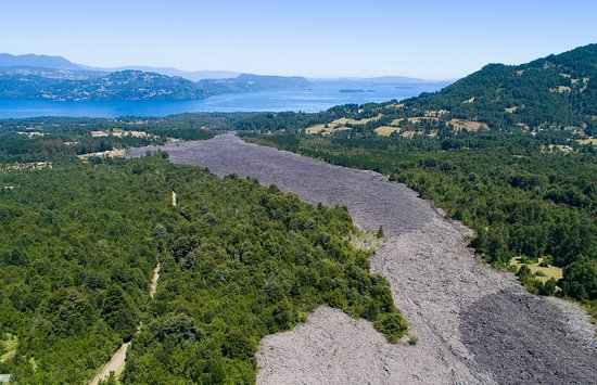 Pucura, Chile: Lago Calafquen