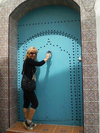مدينة أصيلة: en la Medina de Asilah