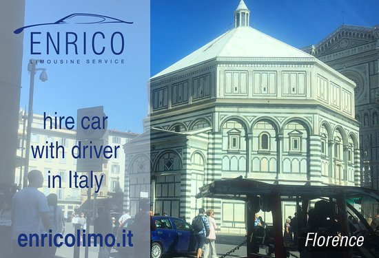 tipping limo drivers in italy