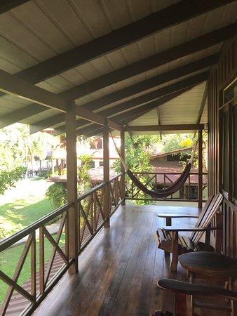 Naturnahe super schön gelegene Lodge