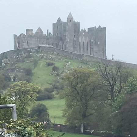 Liam Bourke's Ireland: On the rock of Cashel; One the Most amazing sites we saw on tour.