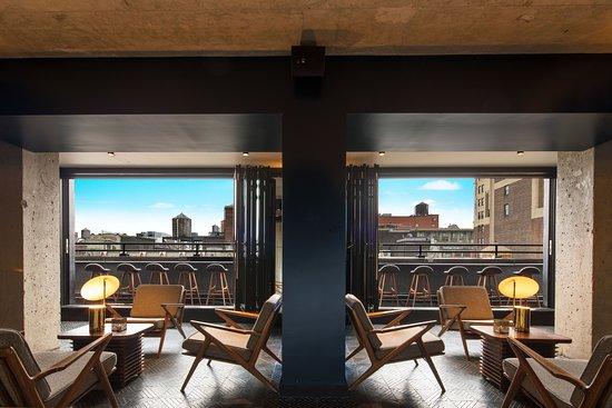 sir henri penthouse rooftop new york city flatiron district rh tripadvisor com