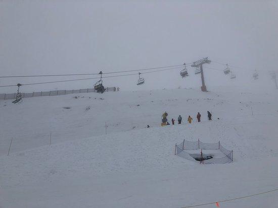 Coronet Peak: Snow Field