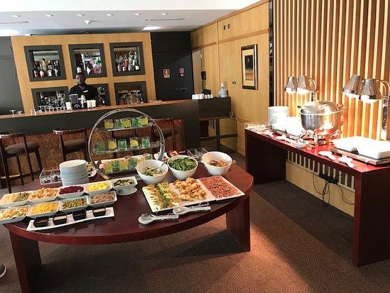 HF Fenix Lisboa: Café da manhã