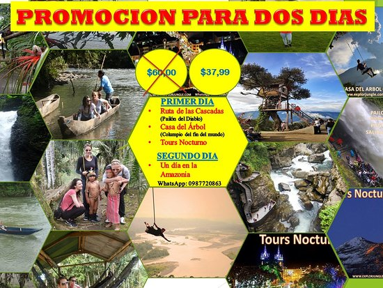 Explorjungle Expediciones