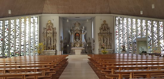 Wallfahrtskirche Maria Himmelfahrt