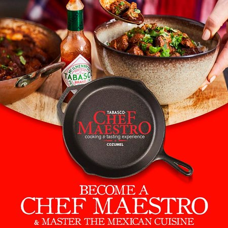 Tabasco Chef Maestro