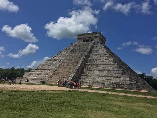 Chichen Itza, Meksiko: Chichén Itzá una de las 7 maravillas del mundo moderno