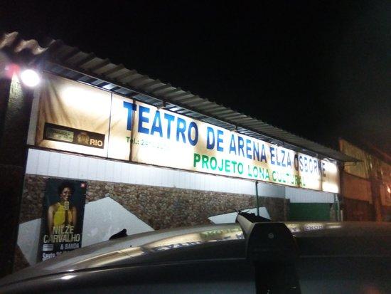RioArte/Lona Cultural Elza Osborne Theater