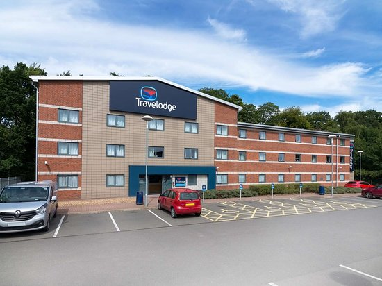Travelodge Stafford Central Hotel