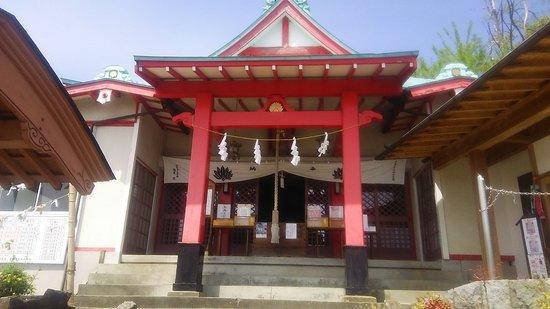 Sashidenoiso Daitakesan Shrine