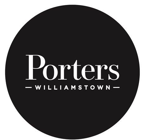 Porters, Williamstown: Porters Logo
