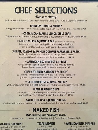The Chef Selections