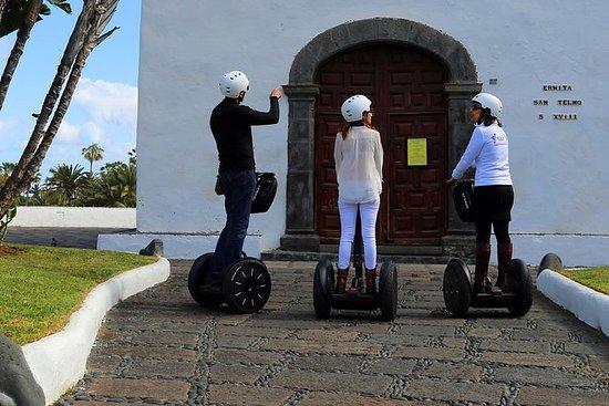 Puerto de la Cruz Segway代步车之旅