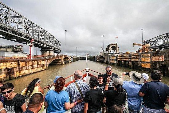 Panama Canal Partial Transit...