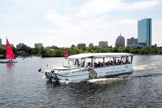 Tour «Boston Duck»