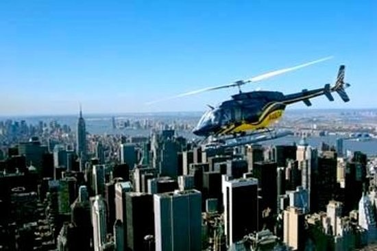 Recorrido aéreo por Manhattan: vuelo...