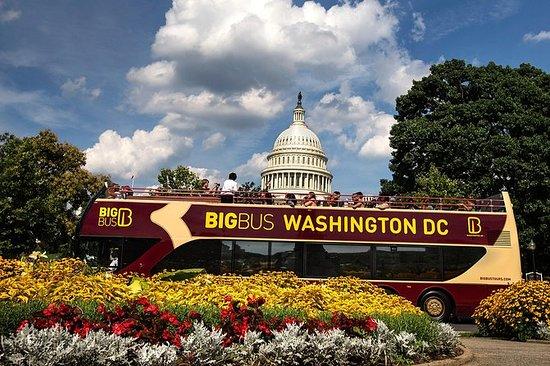 华盛顿大巴随上随下观光游