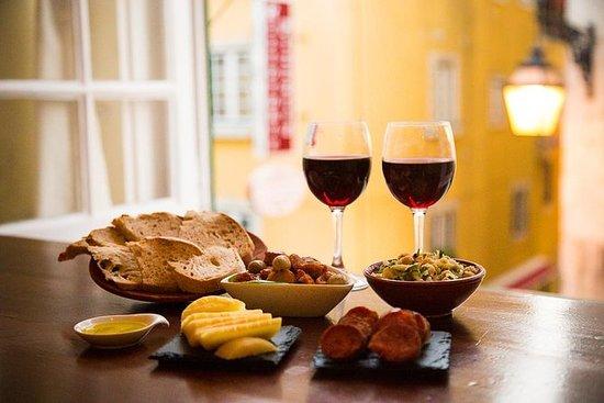 Excursion gastronomique de Lisbonne...