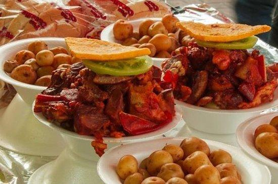 Bogotá Gastronomiske underverk