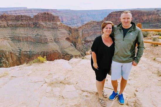 Ausflug zum Westrand des Grand Canyon...