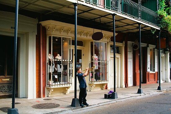 New Orleans Food Walking Tour of the...