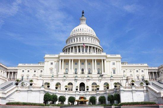 Det beste av DC inkludert US Capitol...