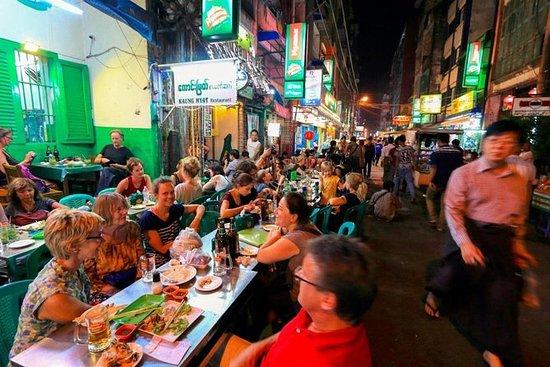 Yangon om natten: Burmese Market Tour