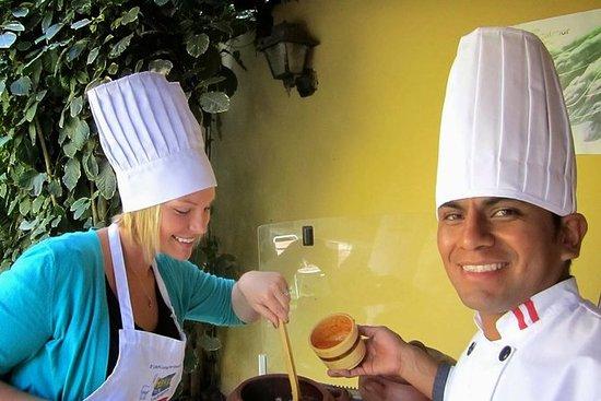 Peruvian Cooking Class Inkludert...