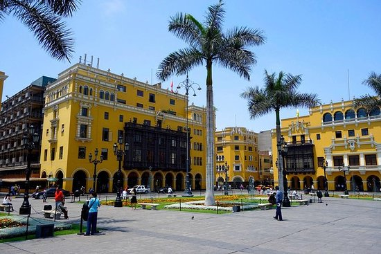 Lima byvandringstur (liten gruppe)