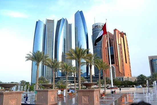 Full Day Abu Dhabi Tour fra Dubai...