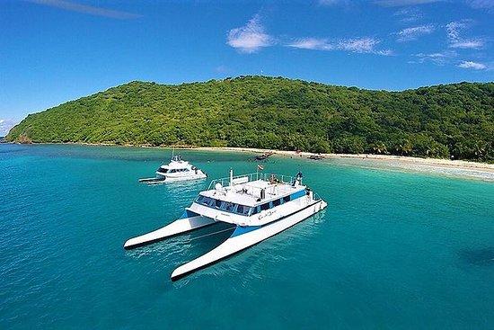 Culebra Day Trip by Catamaran from...