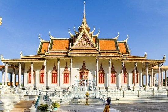 Full-dag Phnom Penh sightseeingtur