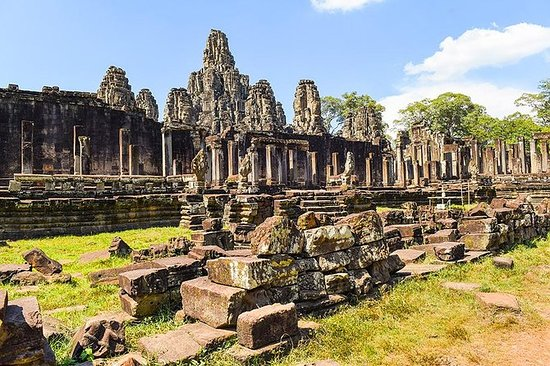 Private Full-Day Angkor Temple og...