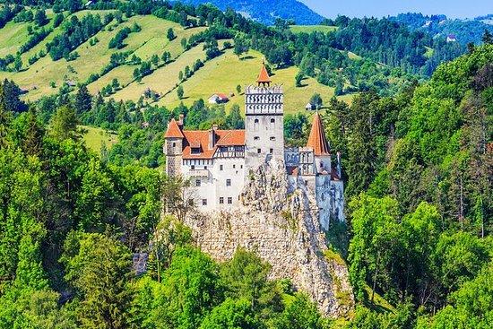 Transylvania and Dracula's Castle...