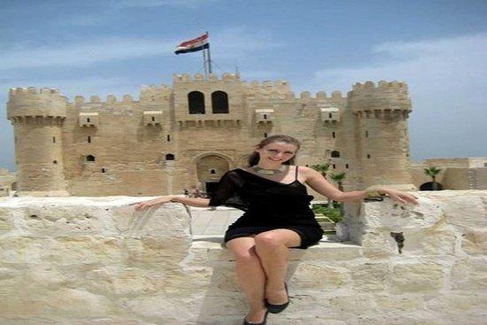 Alexandria Private Day Trip fra Giza