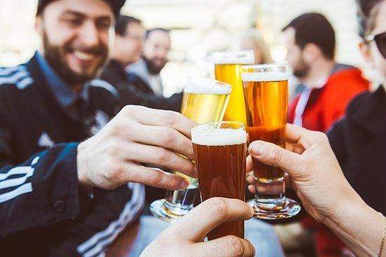 Quebec City Craft Brewery og øl...