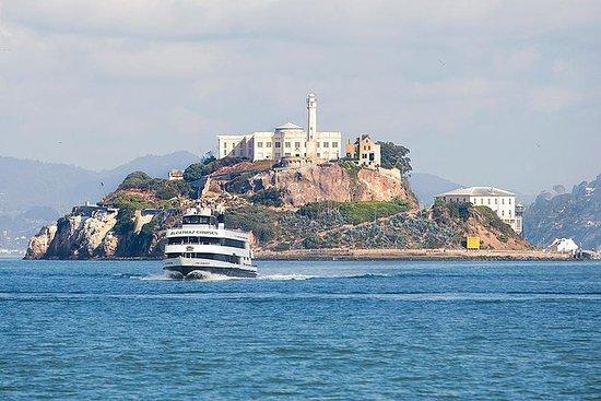 Kombinert tur til Alcatraz og San...