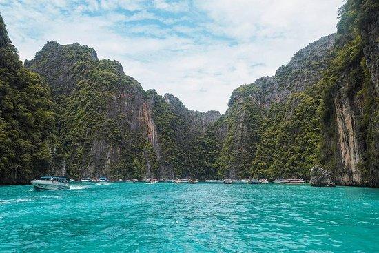 Morgentur til Phi Phi Island med...