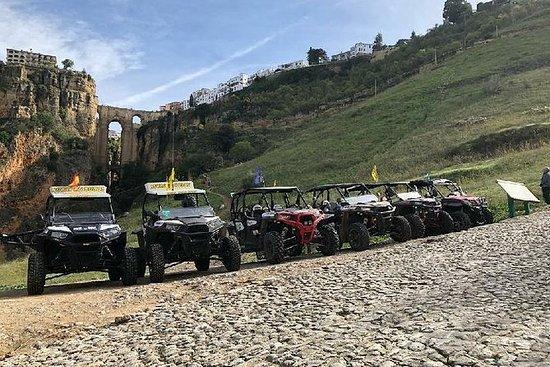 Buggytour kloof van Ronda