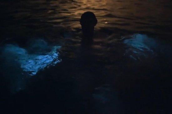 Nado en La Parguera Bio Bay en barco...