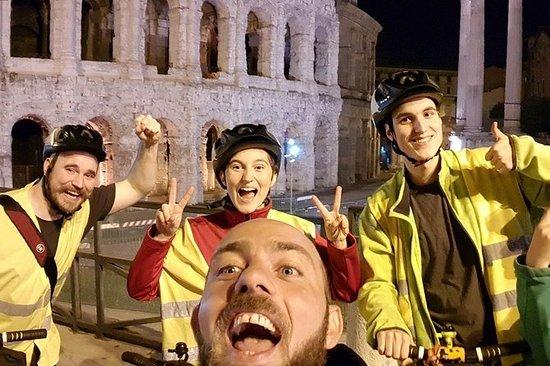 夜间赛格威之旅的罗马亮点