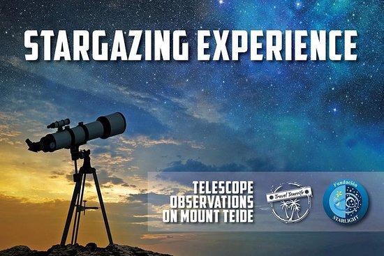 Stargazing Experience - Teleskop ...