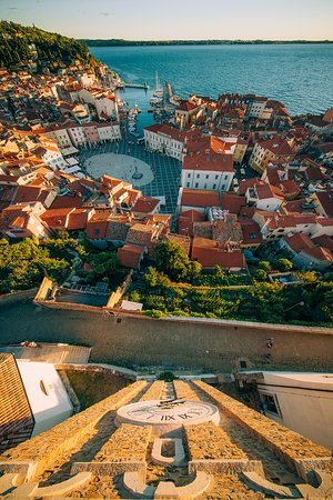Is Piran the most beautiful town on the Slovenian coast? What do you think? #ifeelsLOVEnia