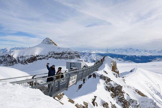 从日内瓦到瑞士Riviera Montreux&Glacier...