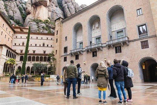 Early Entrance Montserrat & Gourmet...