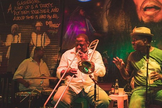 Tripadvisor New Orleans Jazz Tour With Live Music And A