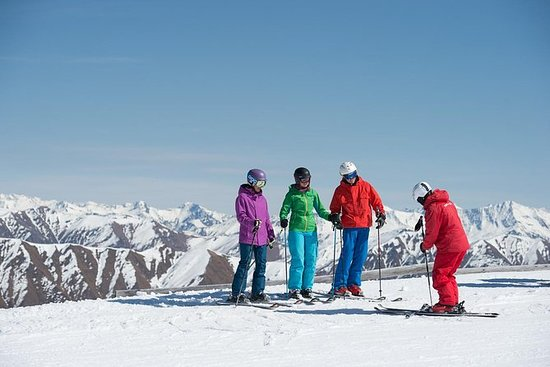 Cardrona First Timer Package